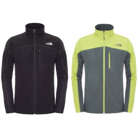 The North Face Glacier outdoor jack heren