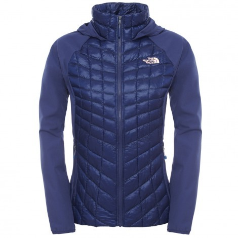 The North Face Thermoball Hybrid outdoor jack dames