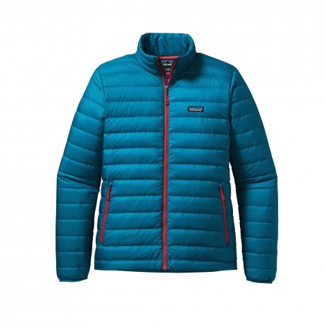 Patagonia Down Sweater jack heren Underwater blue
