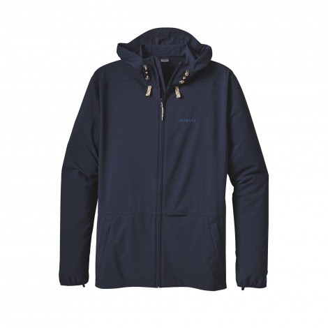 Patagonia Stretch Terre Planing outdoor jack heren Navy blue