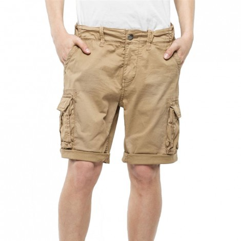 Petrol Industries Chino Dark Tabacco shorts junior