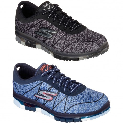 Skechers Go Walk Dames Wit