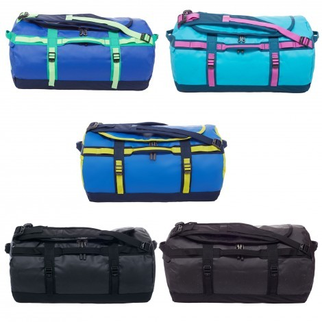 The North Face Base Camp Duffel S overview