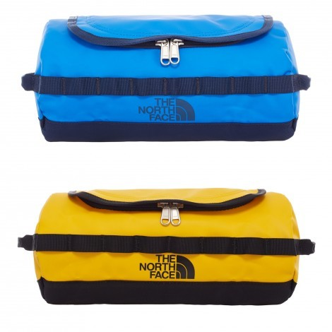 The North Face Base Camp Travel Canister toilettas overview