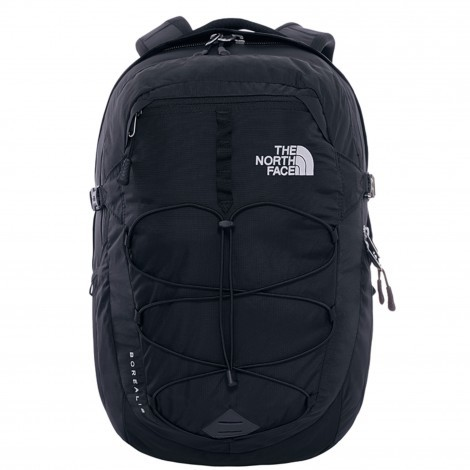 The North Face Borealis rugzak tnf black