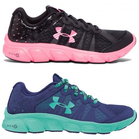 Under Armour GGS Assert 6 1266320 hardloopschoenen junior