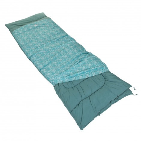 Vango Revive slaapzak abstract teal