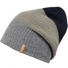 Jessy Beanie muts heren dark heather