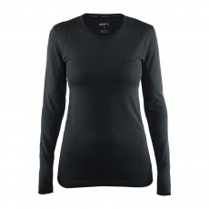 Craft Active Comfort thermoshirt dames black
