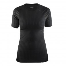 Craft Active Extreme 2.0 thermoshirt dames black