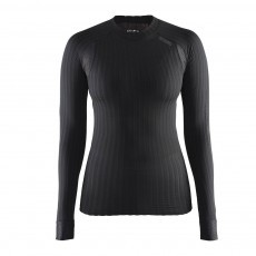 Craft Active Extreme 2.0 thermoshirt lange mouw dames black