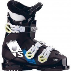 Salomon Team T3 skischoenen junior black white acide grey