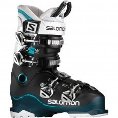 Salomon X Pro X80 skischoenen dames black petrol blue white
