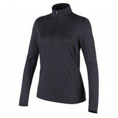CMP Carbonium Print Sweat skipully dames nero