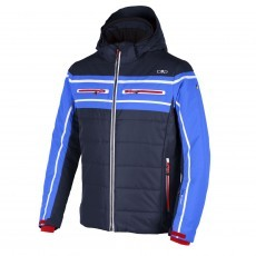 CMP Zip Hood winterjas heren navy