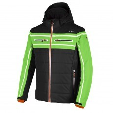 CMP Zip Hood winterjas heren nero