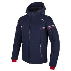 CMP Ski Zip Hood winterjas heren navy