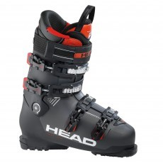 Head Advant Edge 95 X skischoenen heren anthracite black red
