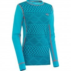 Kari Traa Kryss thermoshirt dames blue