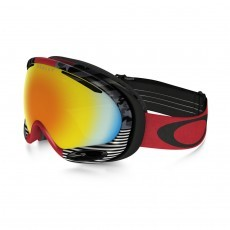 Oakley A Frame 2.0 skibril red fire iridium