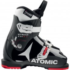 Atomic Waymaker 2 skischoenen junior black white red