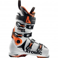 Atomic Hawx Ultra 130 skischoenen heren white orange black