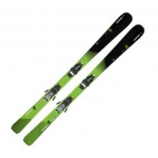 Elan Amphibio 10 Power ski's black green