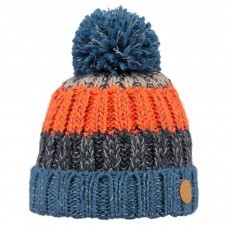 Barts Wilhelm Beanie muts junior old blue