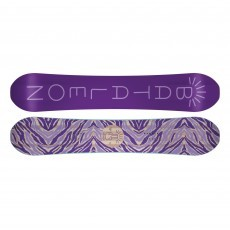 Bataleon Push Up snowboard dames purple