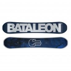 Bataleon The Jam Wide snowboard blue