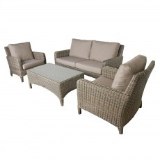 Taste By 4 Seasons Bellanti loungeset roca light grey