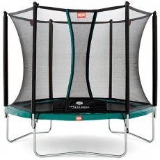 BERG Toys Talent trampoline + safety net comfort