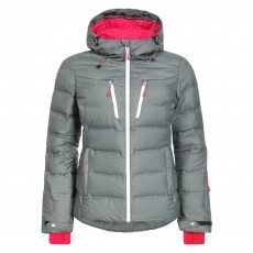Icepeak Berit winterjas dames grey