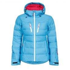 Icepeak Berit winterjas dames blue