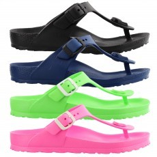Birkenstock Gizeh Neon slipper junior
