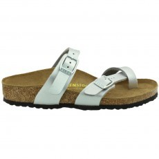 Birkenstock Mayari slippers junior silver