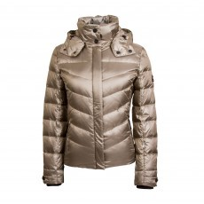 Bogner Fire + Ice Sally winterjas dames gold