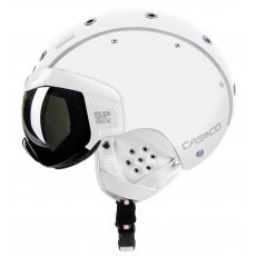 Casco SP-6 SIX skihelm white