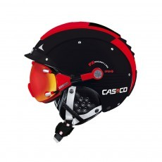 Casco SP-5 skihelm black red