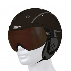 Casco SP-6 SIX skihelm black