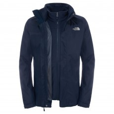 The North Face Evolve II Triclimate outdoor jack heren urban navy