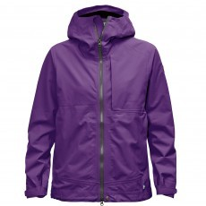 Fjällräven Abisko Eco Shell outdoor jack dames purple