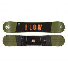 Flow Chill snowboard green