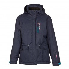 Killtec Ajeta winterjas junior dark navy