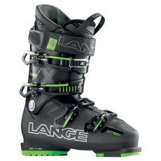 Lange SX 120 skischoenen heren black green