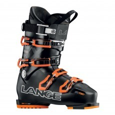 Lange SX 130 skischoenen heren black orange