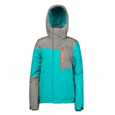 Protest Lover winterjas dames teal green