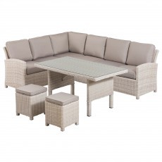 Kettler Marbella loungeset beach naturel
