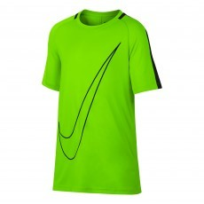 Nike Dry Academy voetbalshirt junior electric green black