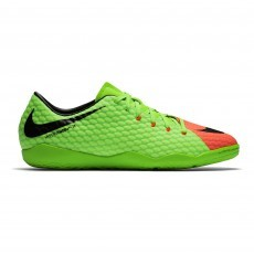 Nike HypervenomX Phelon III IC 852563 zaalvoetbalschoenen electric green hyper orange black